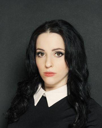 Molly Crabapple - Clayton Cubitt