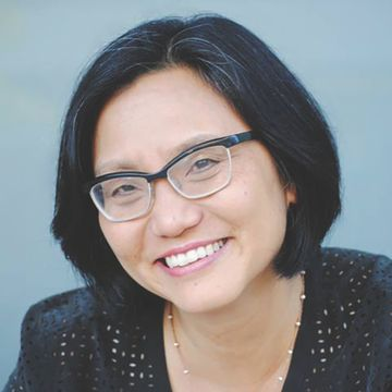 Linda Sue Park - Photo by Sonya Sones