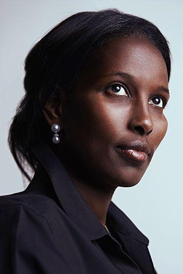 Ayaan Hirsi Ali - Photo by Michael Myers