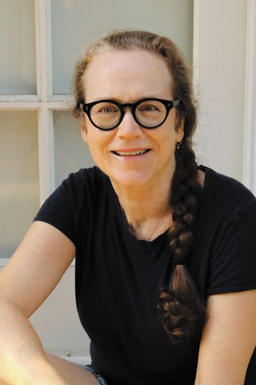 Julia Claiborne Johnson - Photo by Genevieve Whittell