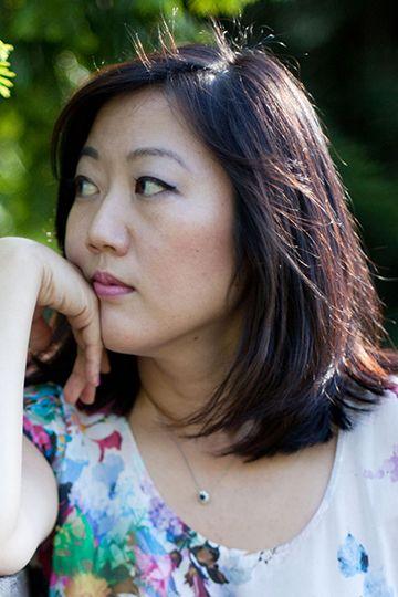 Christine Hyung-Oak Lee - Author photograph © Kristyn Stroble