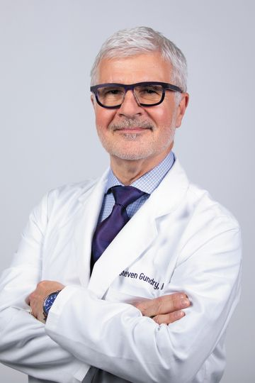 Author Photo: Steven R. Gundry, MD