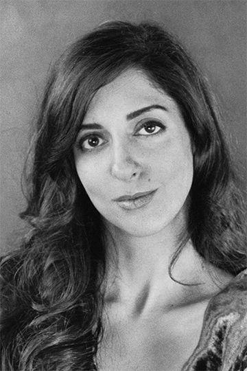 Porochista Khakpour - Marion Ettlinger