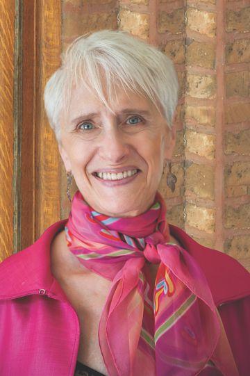 Sara Paretsky - Photo by Steven E. Gross