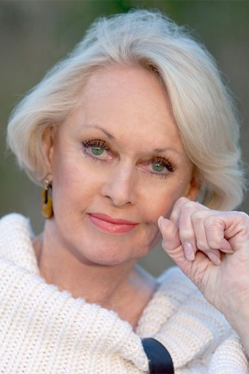 Tippi Hedren - Photograph by Bill Dow Photography