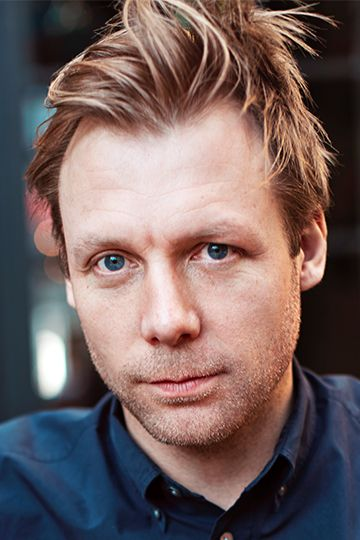 Mikael Wulff - Photo by Andreas Omvik