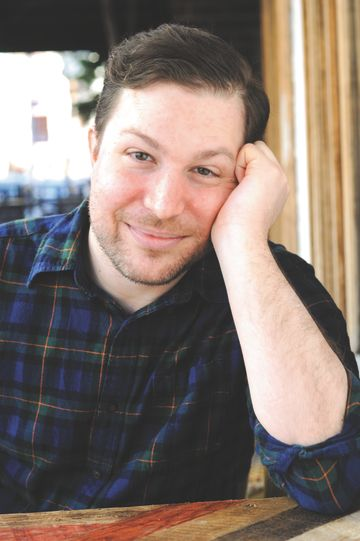 Jimmy Cajoleas - Photo by Kelsey Bennett