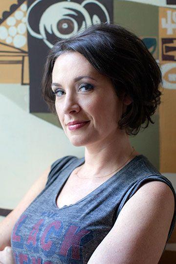Sarah Lacy - Geoffrey Ellis