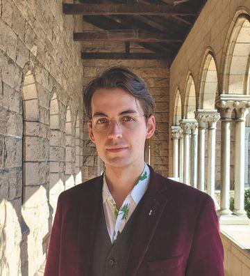 Ethan M. Aldridge - Photo by Matthew Soler-Aldridge