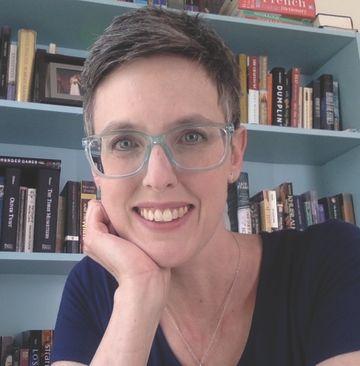 Megan Bannen - Photo courtesy of the author