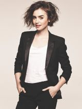 Lily Collins - image