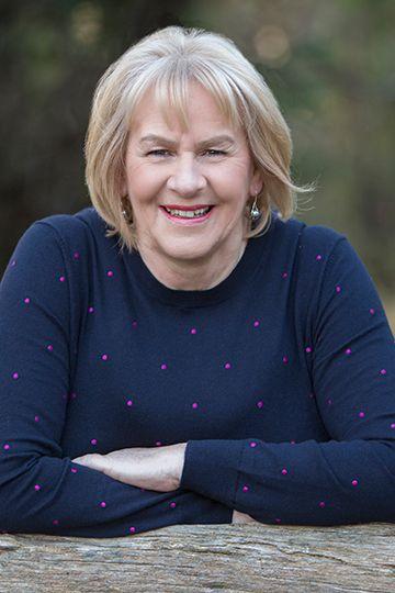 Dr. Sheryl G. Ziegler - Photo courtesy of the author