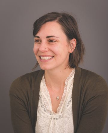 Lindsay Moore - Photo by Veranda Studios