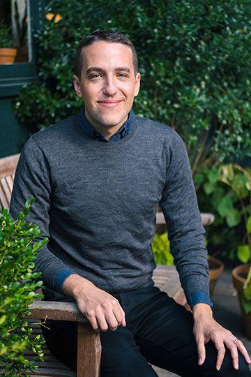 Ben Cohen - Photo © 2019 Samantha Bloom