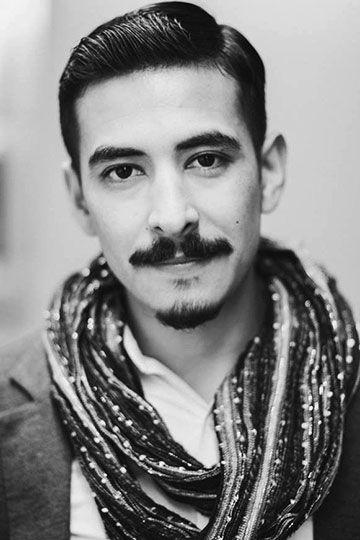 Marcelo Hernandez Castillo - Photo by Kenzie Allen