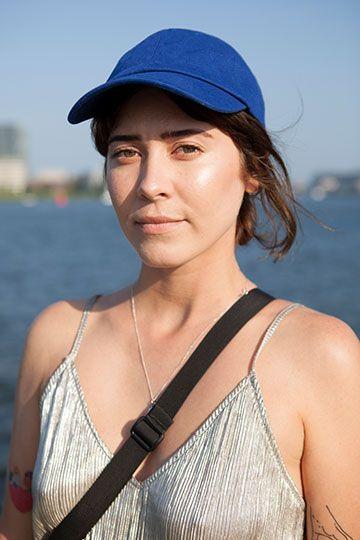 Alison Rachel - Sevilay Maria