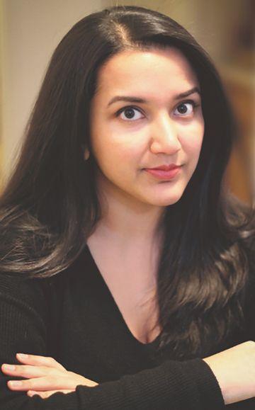 Swati Teerdhala - Courtesy Swati Teerdhala