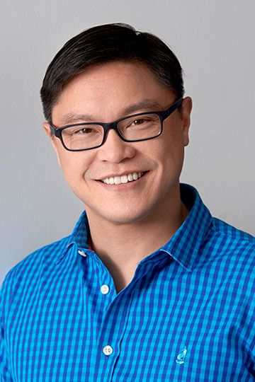 Author Photo: Dr. Jason Fung