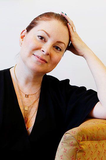 Author Photo: Joanna Vargas