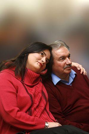 Sergey and Marina Dyachenko