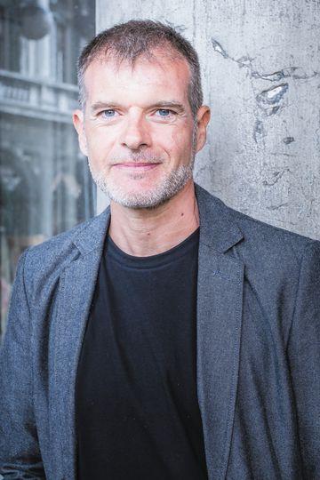Stefano Massini - Photo courtesy of the author