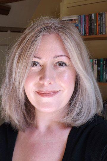 Caroline Scott - Photo courtesy of the author