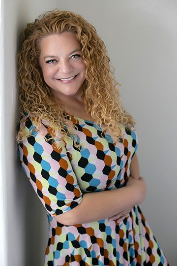 Eve Mayer - Photo by Pamela Tuckey