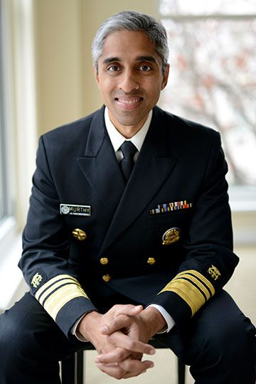 Photo of Dr. Vivek H. Murthy