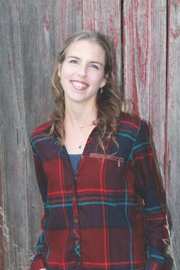 Jennifer Adam - Photo by Elizabeth Hopke.