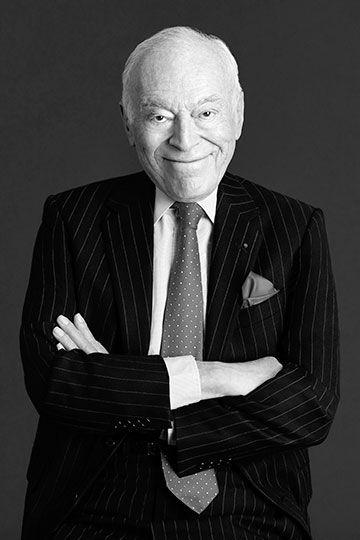 Photo of Leonard A. Lauder
