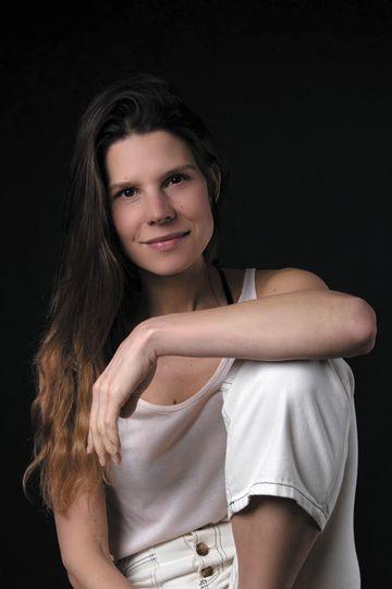 Roanne van Voorst - Photo by Jacqueline van Dooren