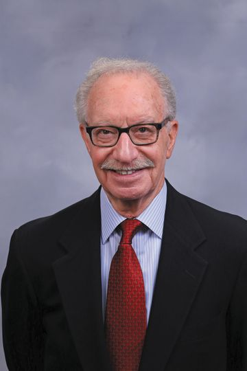 William L. Silber - Photo courtesy of the author