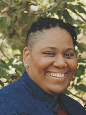 Keisha Morris - Photo by Emma Wynn Paul