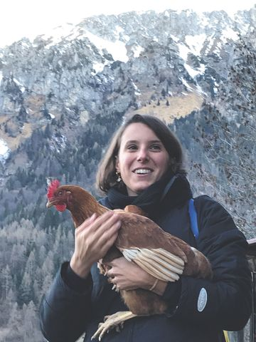 Camilla Pintonato - Courtesy Camilla Pintonato