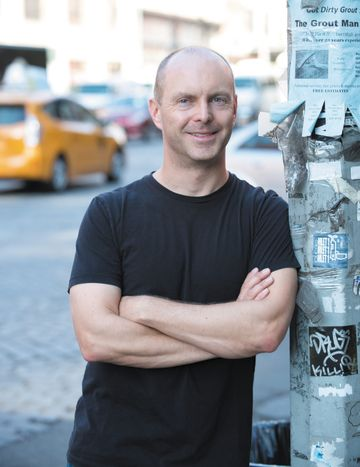 Geoff Rodkey - Photo by Ash Fox LLC