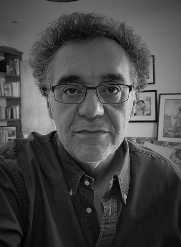 Rodrigo Garcia - Photo courtesy of the author