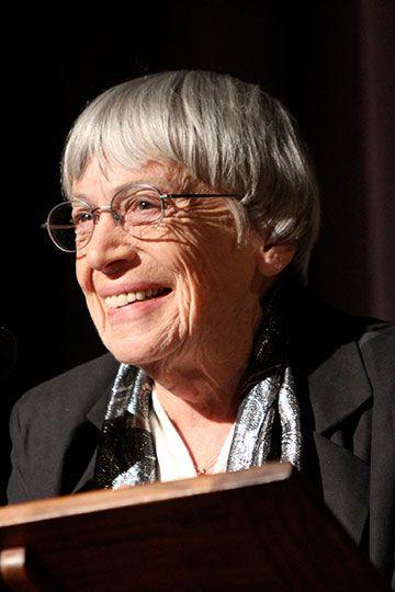 Ursula K. Le Guin - Photo (c) 2014 Jack Liu