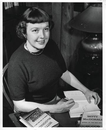 Betty MacDonald - Courtesy of the author