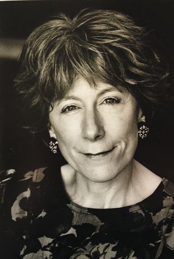 Rosalind Miles - Photo courtesy of the author