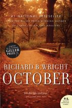 October Paperback  by Richard B. Wright