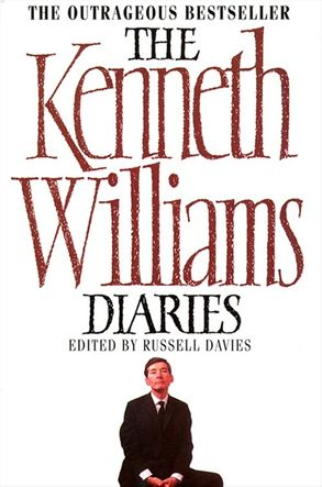 Cover image - The Kenneth William Diaries