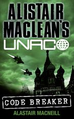 Code Breaker (Alistair MacLean's UNACO) Paperback  by Alastair MacNeill