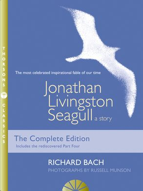 Cover image - Jonathan Livingston Seagull: A Story [Thorsons Classics edition]