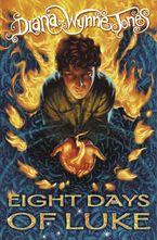 Eight Days of Luke Paperback  by Diana Wynne Jones