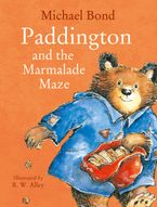 Paddington and the Marmalade Maze Paperback  by Michael Bond