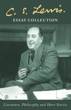 C s lewis essay collection literature philosophy and short