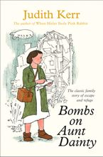 Bombs on Aunt Dainty Paperback  by Judith Kerr