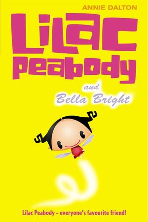 Lilac Peabody and Bella Bright book image