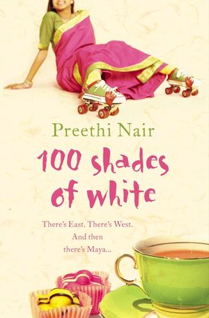 One Hundred Shades of White book image