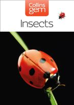 Insects (Collins Gem) Paperback NED by Michael Chinery